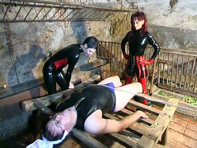 men's torture in the basement